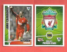 Liverpool Jamie Carragher 106 (MPS)
